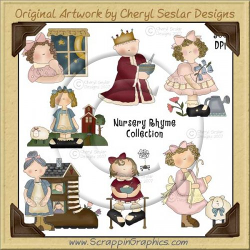 clipart pictures of nursery rhymes - photo #44