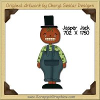 Jasper Jack Single Graphics Clip Art Download