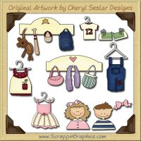 Bows & Britches Graphics Clip Art Download