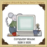 Computer Mouse Single Graphics Clip Art Download