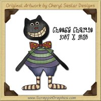 Cheesy Charlie Single Graphics Clip Art Download