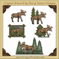Old Moose Limited Pro Limited Pro Graphics Clip Art Download