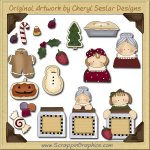 Goodies Galore Collection Graphics Clip Art Download