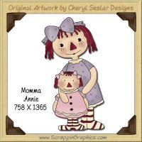 Momma Annie Single Graphics Clip Art Download