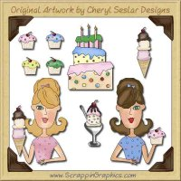 Sugar Momma Collection Graphics Clip Art Download