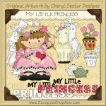 My Little Princess Limited Pro Clip & Line Art Graphics