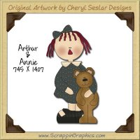 Arthur & Annie Single Graphics Clip Art Download