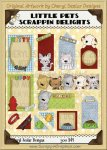 Little Pets Scrappin' Delights Clip Art Graphics