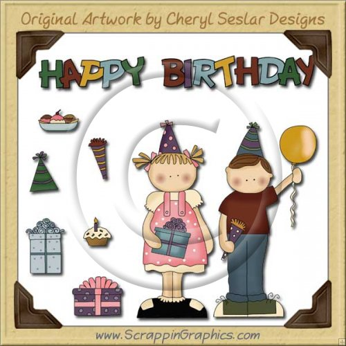 happy birthday pictures clip art. Happy Birthday Collection