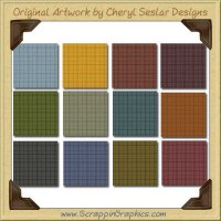 Funky Plaid Background Tiles Collection Graphics Clip Art Downlo