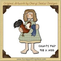 County Fair Single Graphics Clip Art Download