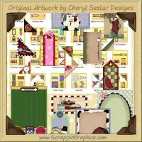 Journaling Delights Limited Pro Digital Scrabooking Graphics Clip Art Download