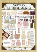 Snippets Journaling Collection