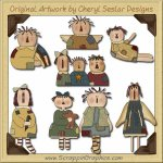 Patchwork Annies Collection Graphics Clip Art Download