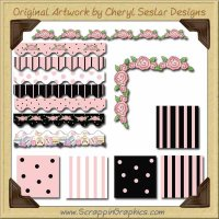 Chic Pink Designers Limited Pro Limited Pro Graphics Clip Art Do