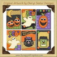Jack Attack Greeting Cards Collection Printable Craft Download