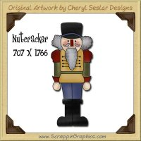 Nutcracker Single Graphics Clip Art Download