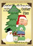 Sweater Elf with Snowman Cutter Cutting Files Collection