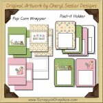 Bundle of Joy Graphics Clip Art Download